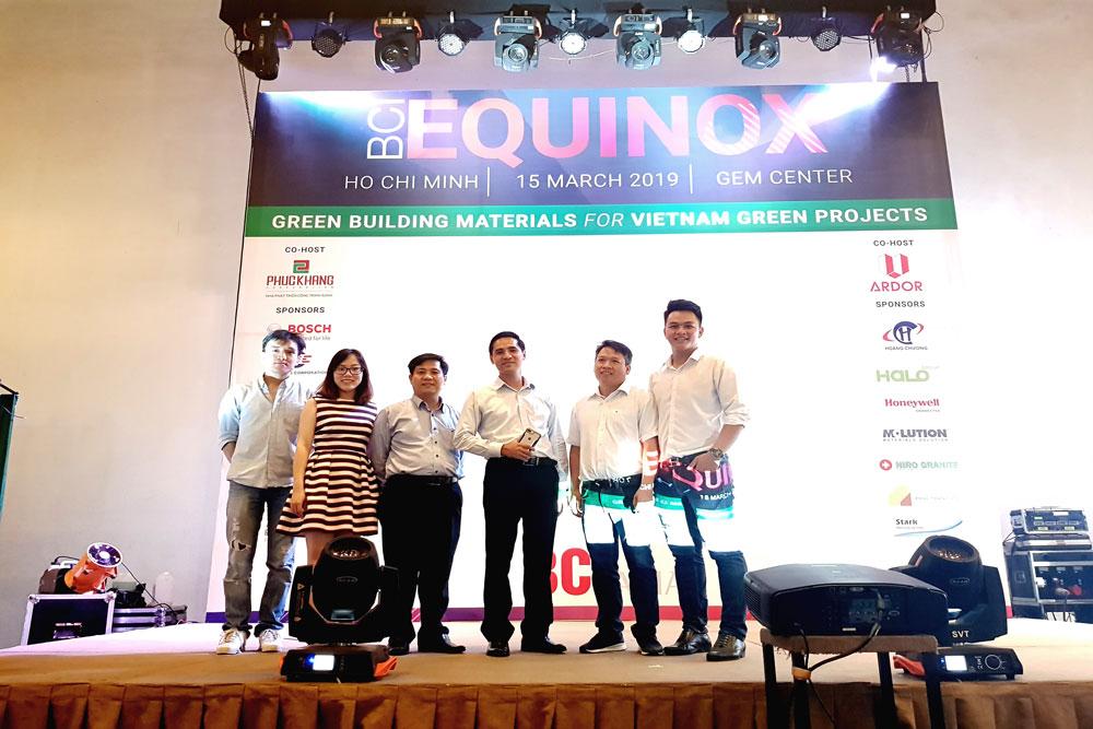 Cac thanh vien KPS tham du su kien BCI Equinox 2019