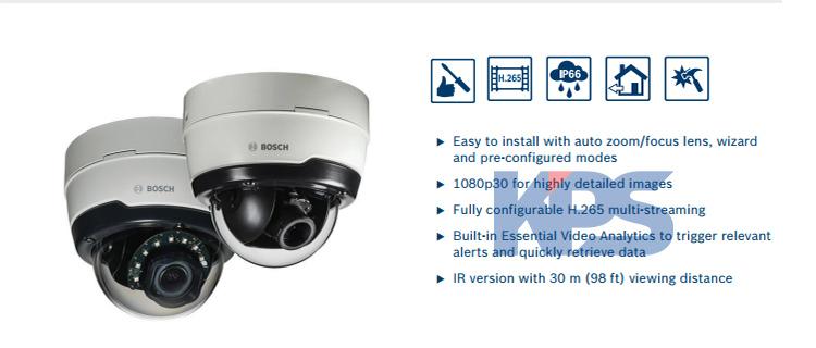 Camera-Flexidome-IP-Outdoor-4000I